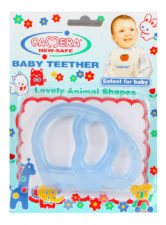 Silicon Rubber Teether: Elephant