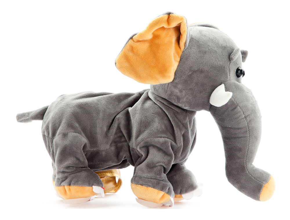Buy Soft Musical Dancing Elephant Online In India