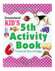 The World of General Knowledge - Kid's 5th Activity Book