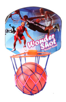 Wonder Shot Basket Ball