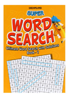 Word Search Book - Part 7