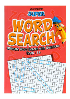Word Search Book - Part 14