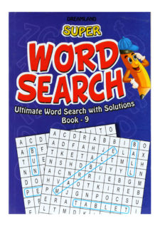 Word Search Book - Part 9