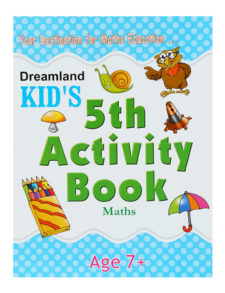Your Destination For Maths Education - 5th Activity Book