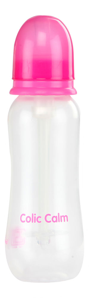 8oz Colic Clam Bottle