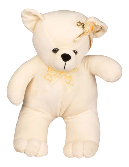 Charli No. 40 Teddy 35cm Cream
