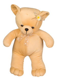 Charli No. 50 Teddy 40cm Brown