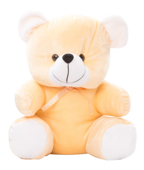 Cuddly Bear Large 30cm Cream And White