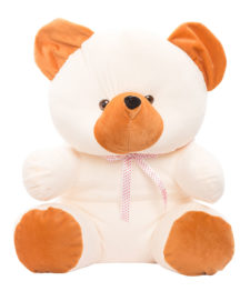 Cuddly Bear X-Large 39cm Cream And Brown