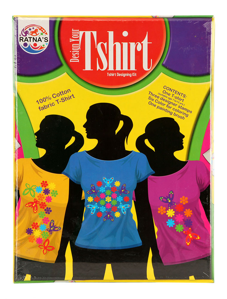 Buy design your t shirt online in india kheliya toys for Customize your t shirt online