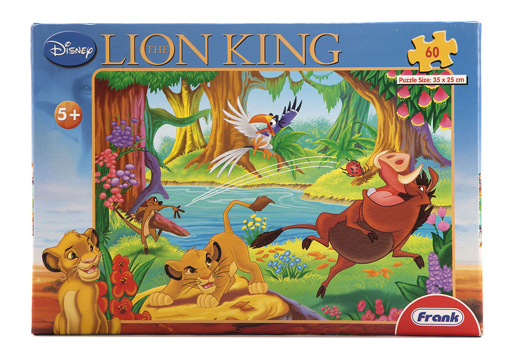 Buy Disney The Lion King 60 Pcs Puzzle Online In India