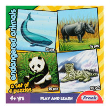 Frank Endangered Animals Puzzle