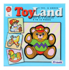 Frank Puzzle Toy Land