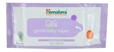 Himalaya Gentle Baby Wipes 72 Nos.