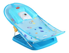 LuvLap Hippo Dippo Baby Bather 18170