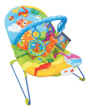 LuvLap Little Dino Baby Bouncer 18167