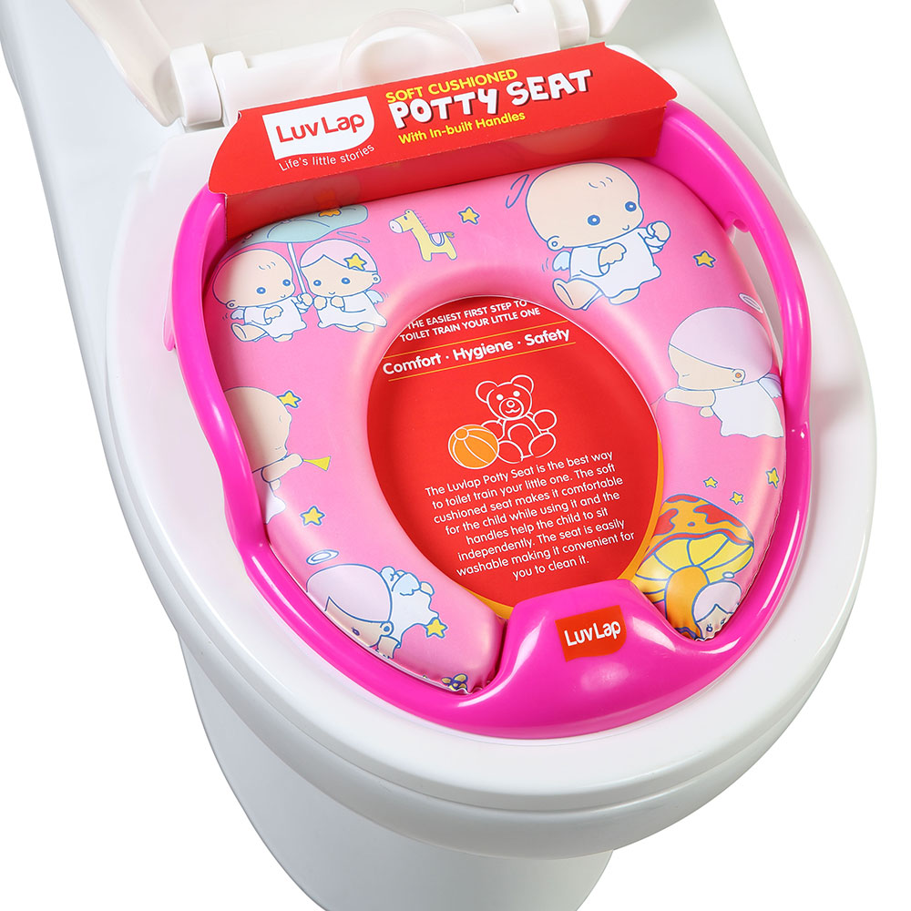 Buy Luvlap Potty Seat Angel Baby 18198 Online In India