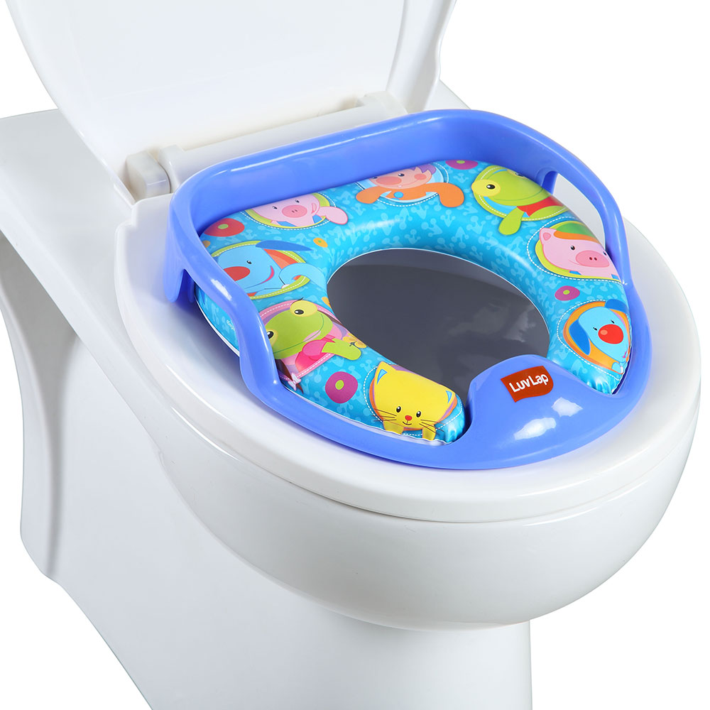 Buy Luvlap Potty Seat Bubble Buddy 18195 Online In India