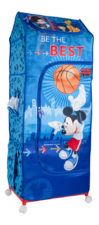 Mickey Mouse & Friends (Basketball) Folding Almirah