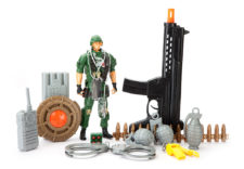 Real Heroes Special Force Army Set