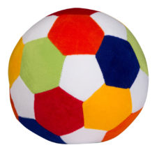 Soft Ball Big Multi Colour