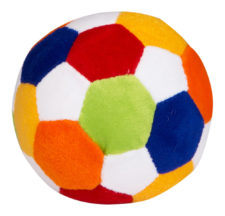Soft Ball Small Multi Colour