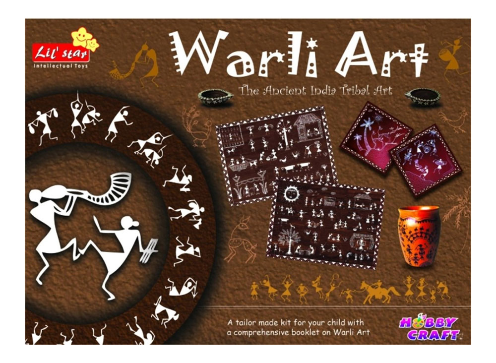 Buy Warli Art Kit For Kids Online In India Kheliya Toys