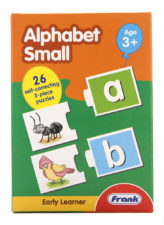 Alphabet Small For Early Learner
