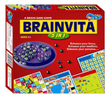 Brainvita 5-In-1