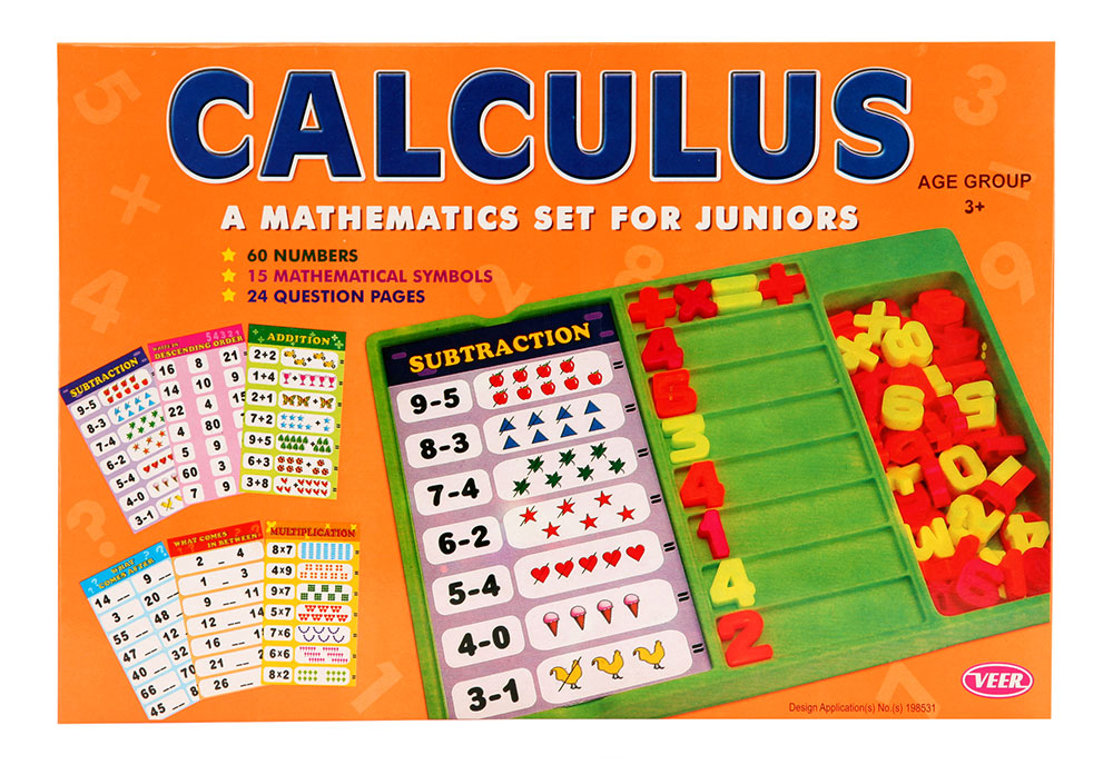Buy Calculus A Mathematics Set For Juniors Online In India • Kheliya ...