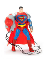 Capture Claw Superman