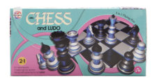 Chess & Ludo Little