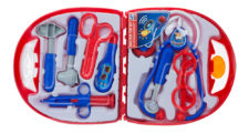 Doctor Toy Set With Suit Case
