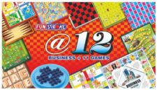 Fun Stroke At 12: Business + 11 Games