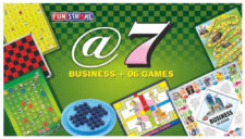 Fun Stroke At 7: Business + 6 Games