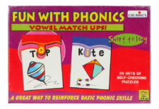 Fun With Phonics Vowel Match Ups