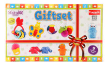 Funskool Giggles Gift Set - 9 Exicting Toys