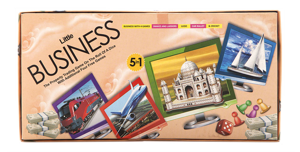 Buy Little Business Property Trading Game Online In