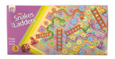 Little Snakes And Ladders