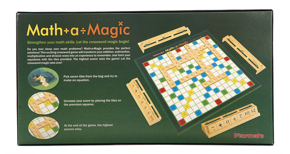 Buy Math A Magic Game Online In India Kheliya Toys