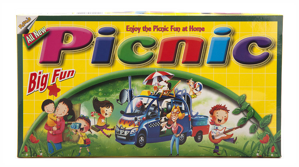 Buy Picnic Game Small Online In India Kheliya Toys