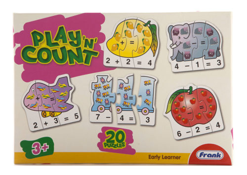 Play N Count Early Learner