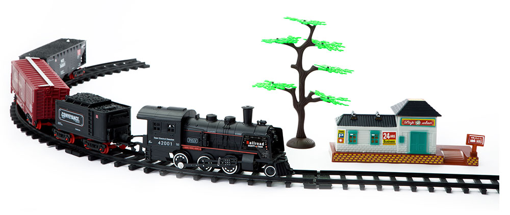 Buy Railking Intelligent Classical Toy Train Online In