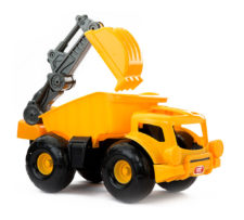 Sand Digger Truck Free Wheel