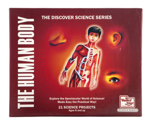 Science Kit - The Human Body