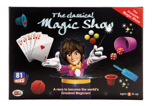 The Classical Magic Show