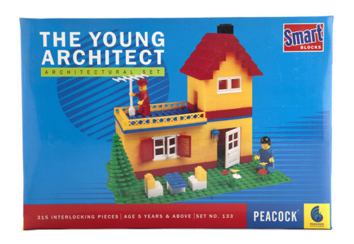 The Young Architect Set  No 133
