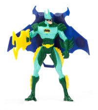 Under Water Assault Batman