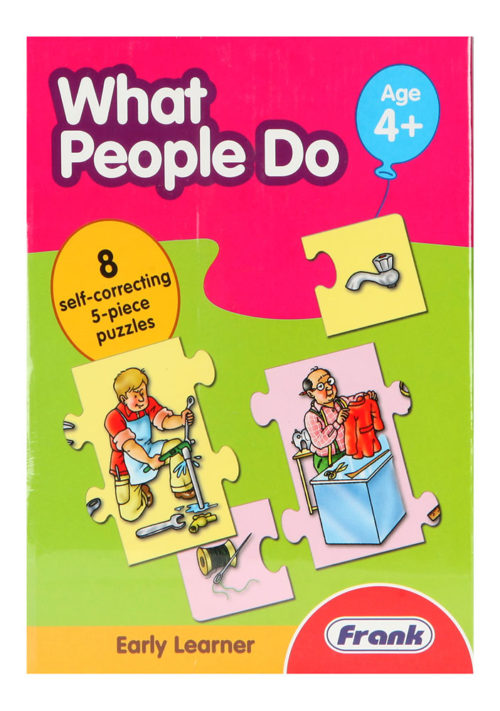 What People Do Frank Puzzle