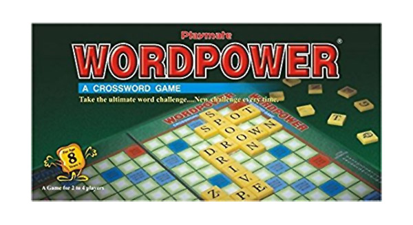 Word Power Crossword Game